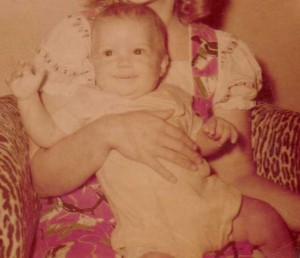 Baby Dean in 1948